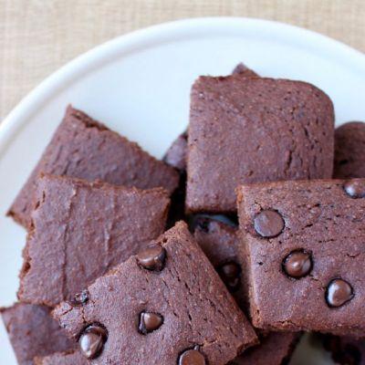Brownie à l'Okara (Pulpe de soja)