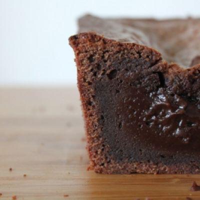 Fondant chocolat Caramel au beurre salé