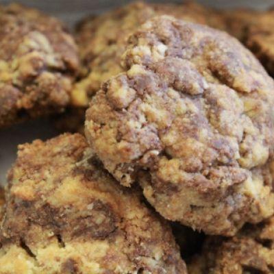 Cookies sans œufs (mais avec du chocolat !)