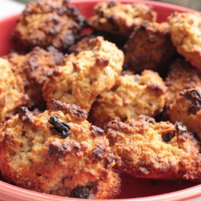 Biscuits coco-avoine